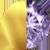 Gold/Amethyst Swatch