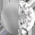 Silver//White Diamondettes Swatch