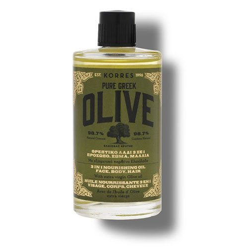 Pure Greek Olive 3-In-1 Nourishing Oil