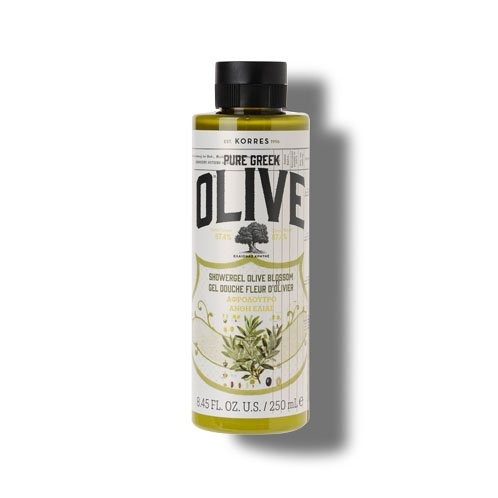 Pure Greek Olive Shower Gel