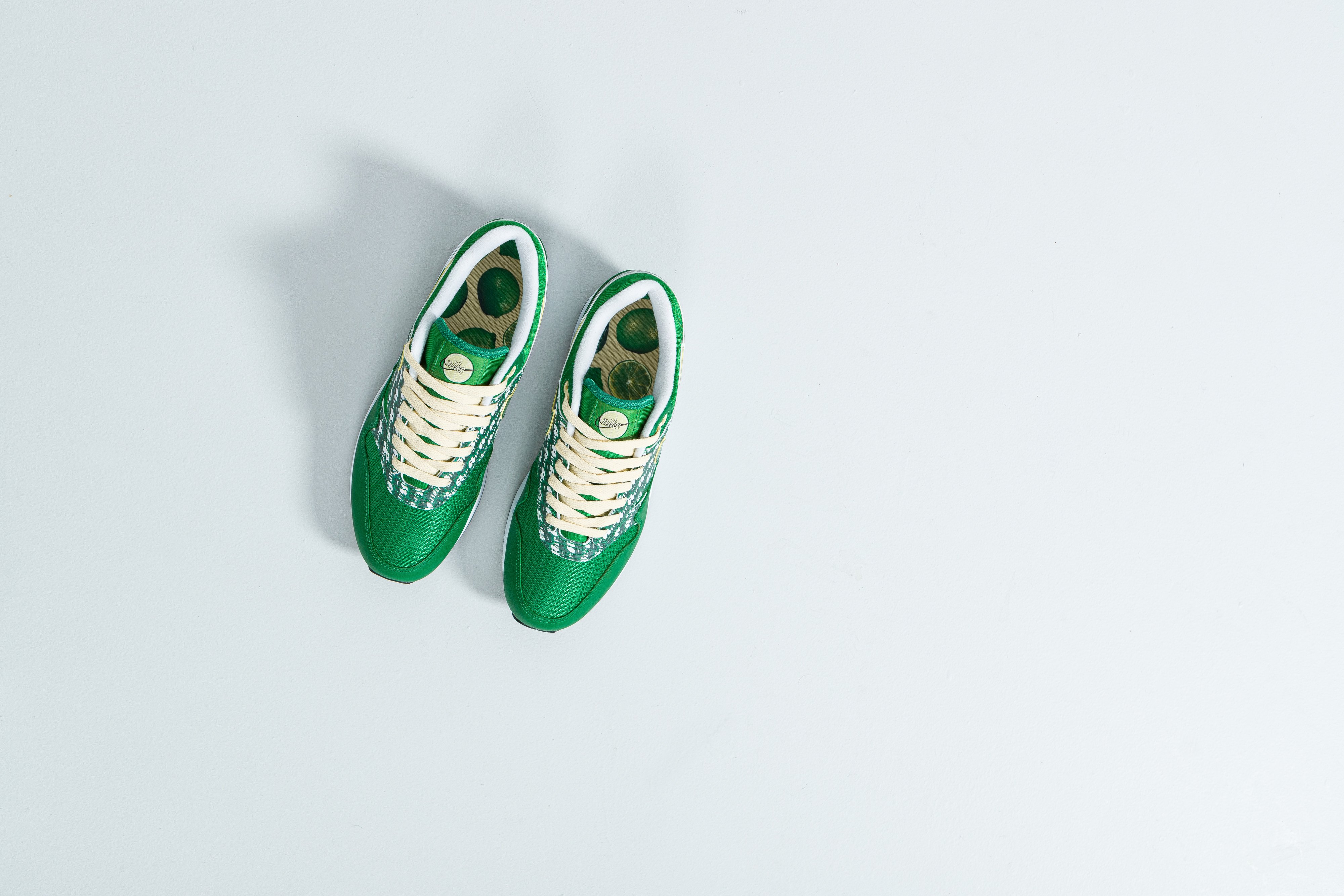 Up There Launches - Nike Air Max 1 Premium - Pine Green/Pine Green-True White