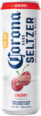 Corona Cherry Seltzer Can