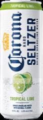 Corona Lime Seltzer Can