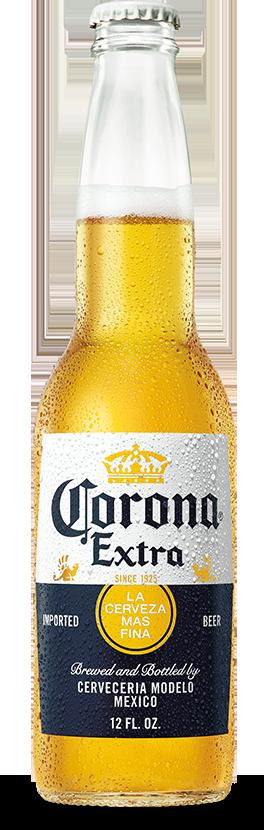 Corona Extra Bottle