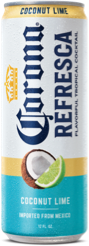 Corona Coconut Lime Refresca Can
