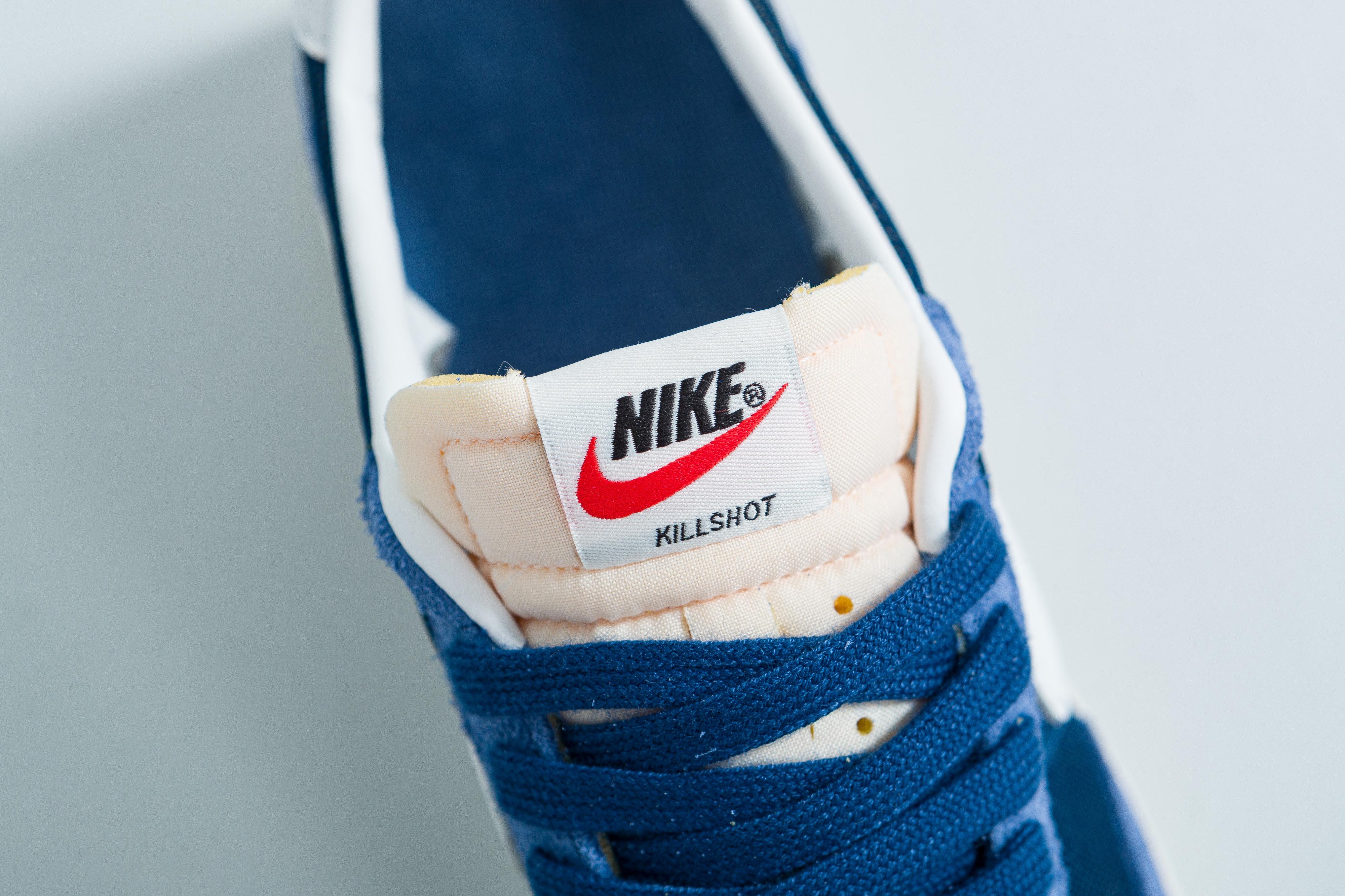 Nike Killshot FW20 Dark Beetroot, Coastal Blue, Off Noir