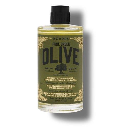 Pure Greek Olive 3-In-1 Nourishing Oil