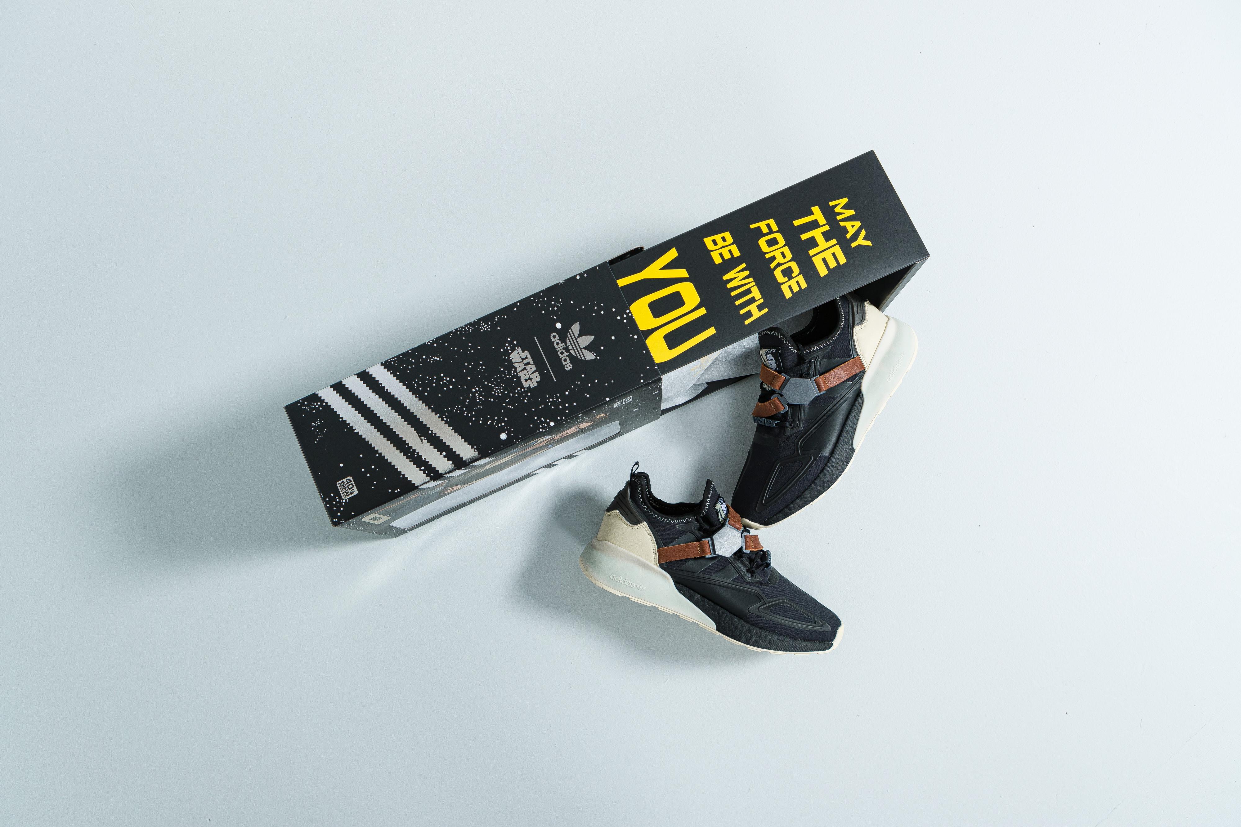 adidas Originals X Star Wars ZX 2K 'Han Solo'
