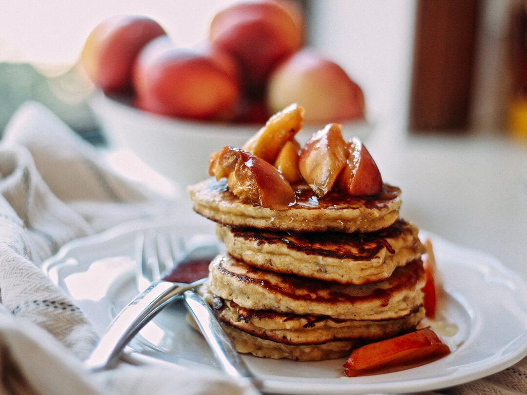 Power Porrij Pancakes