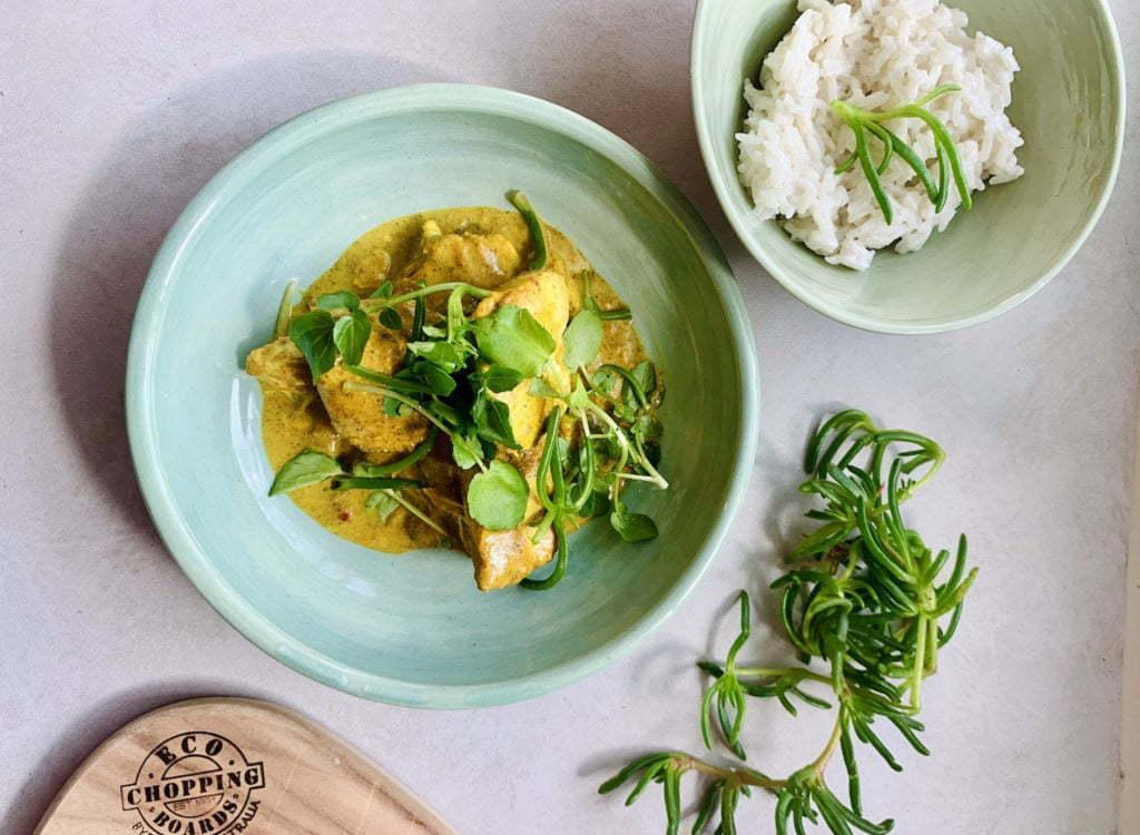 Yellow Curry of Shark