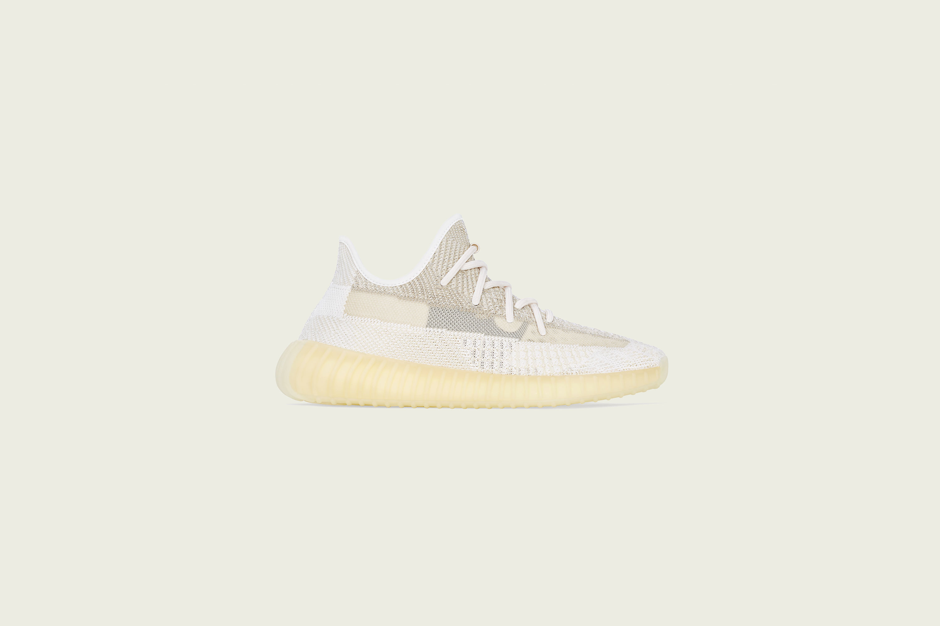 Up There Launches - Yeezy Boost 350V2 'Natural'