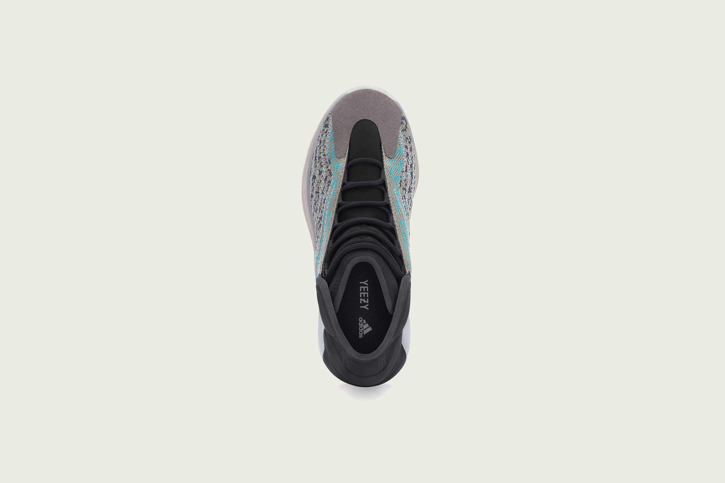 Up There Launches - Yeezy Boost QNTM 'Teal'