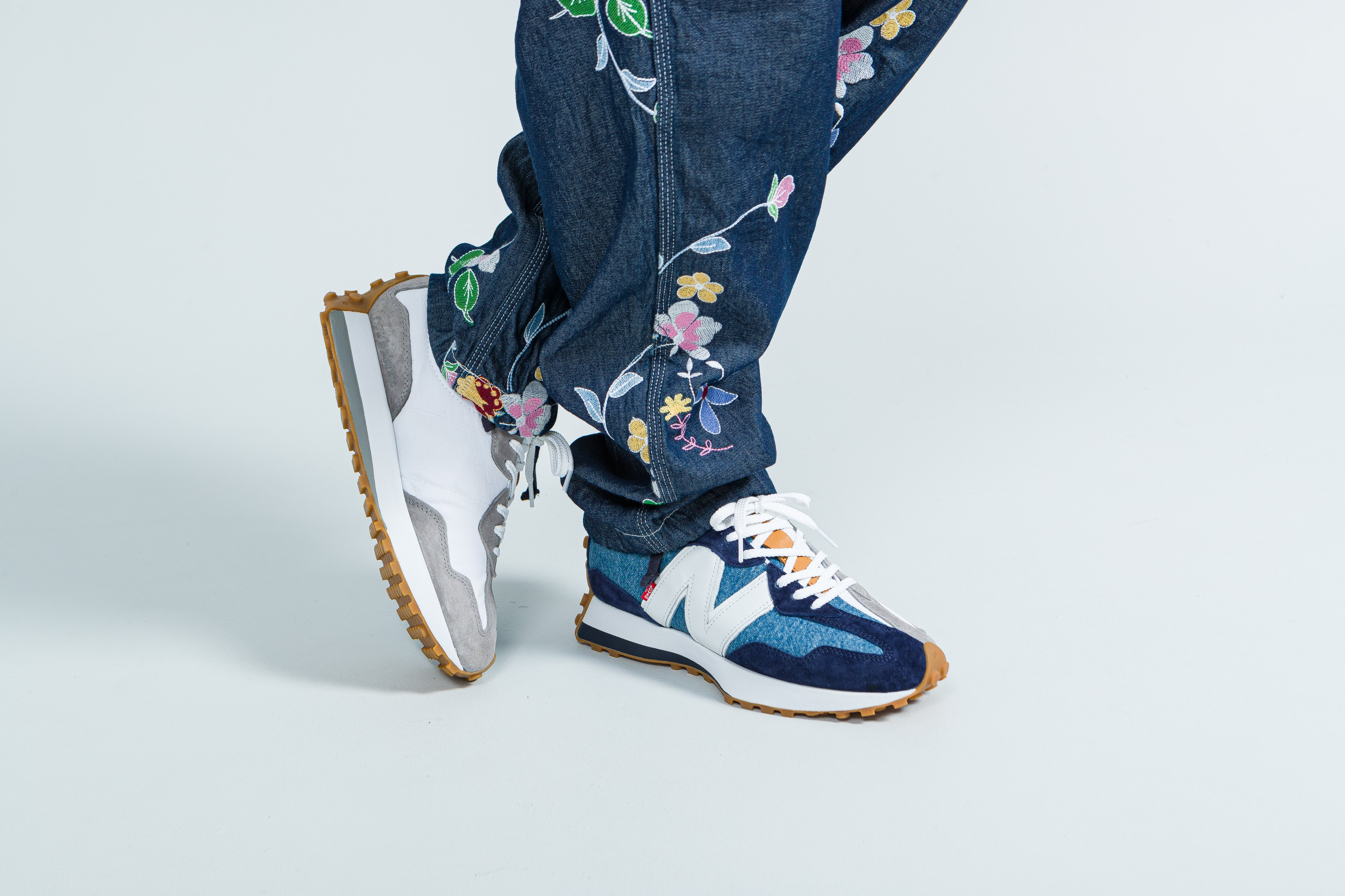 Launches - New Balance X Levi's 327 'Levi's For Feet' | Up There