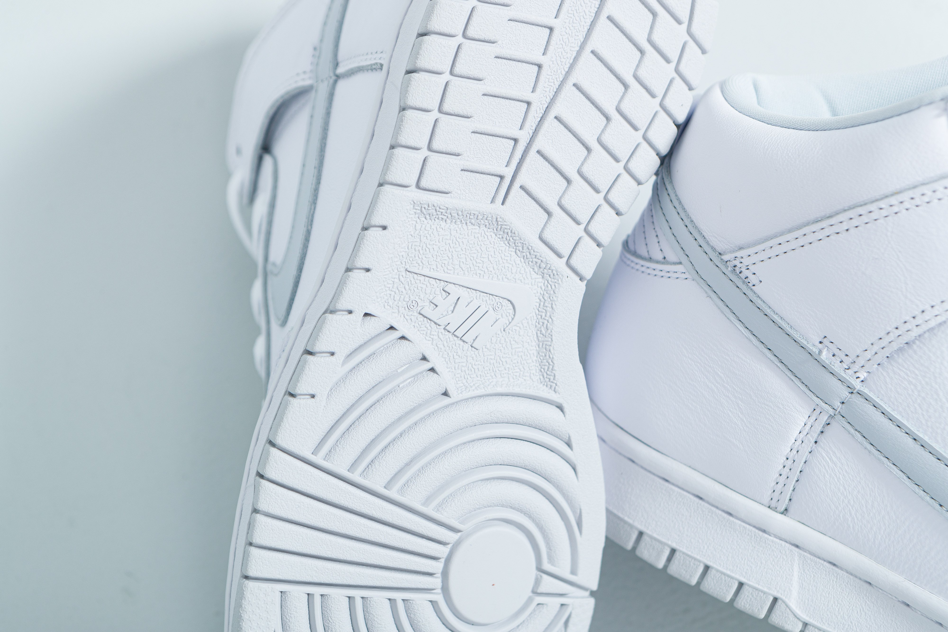 Up There Launches - Nike Dunk Hi SP 'Pure Platinum'