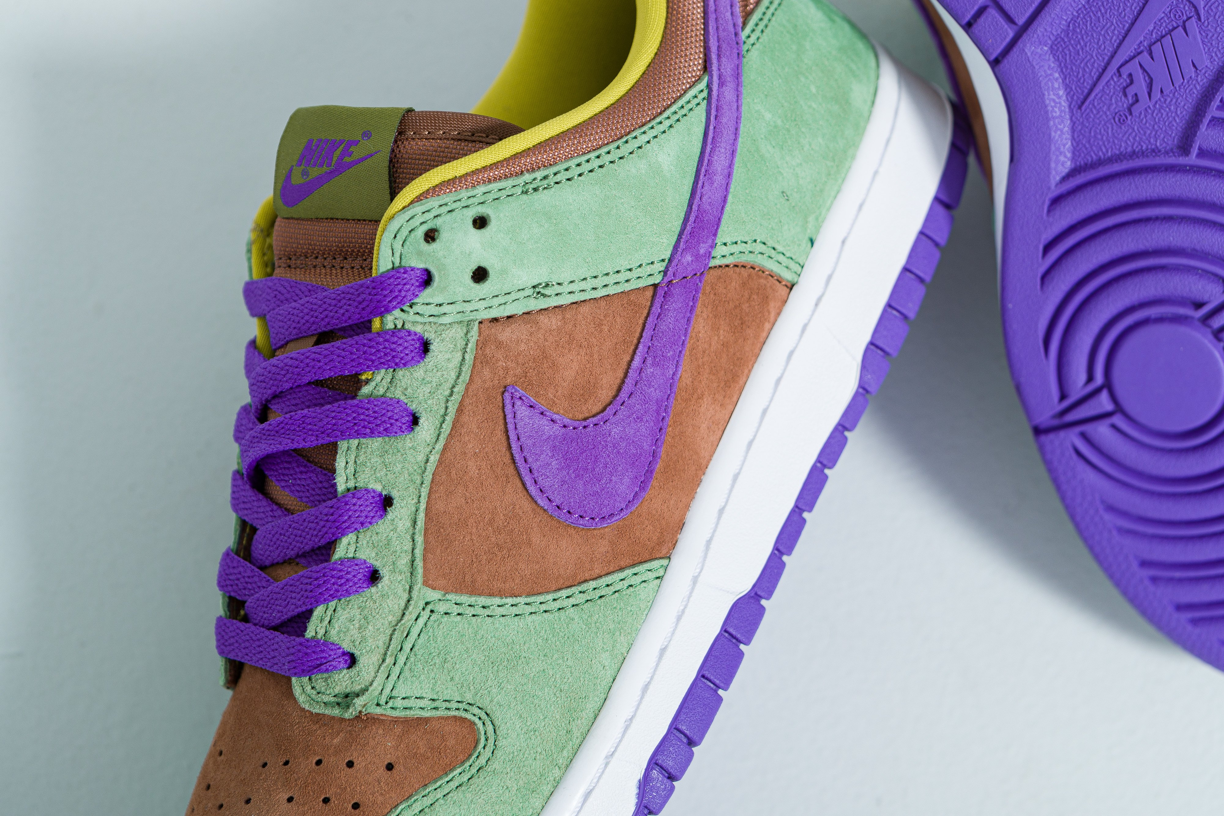 Up There Launches - Nike Dunk Low SP Ugly Duckling 'Veneer'