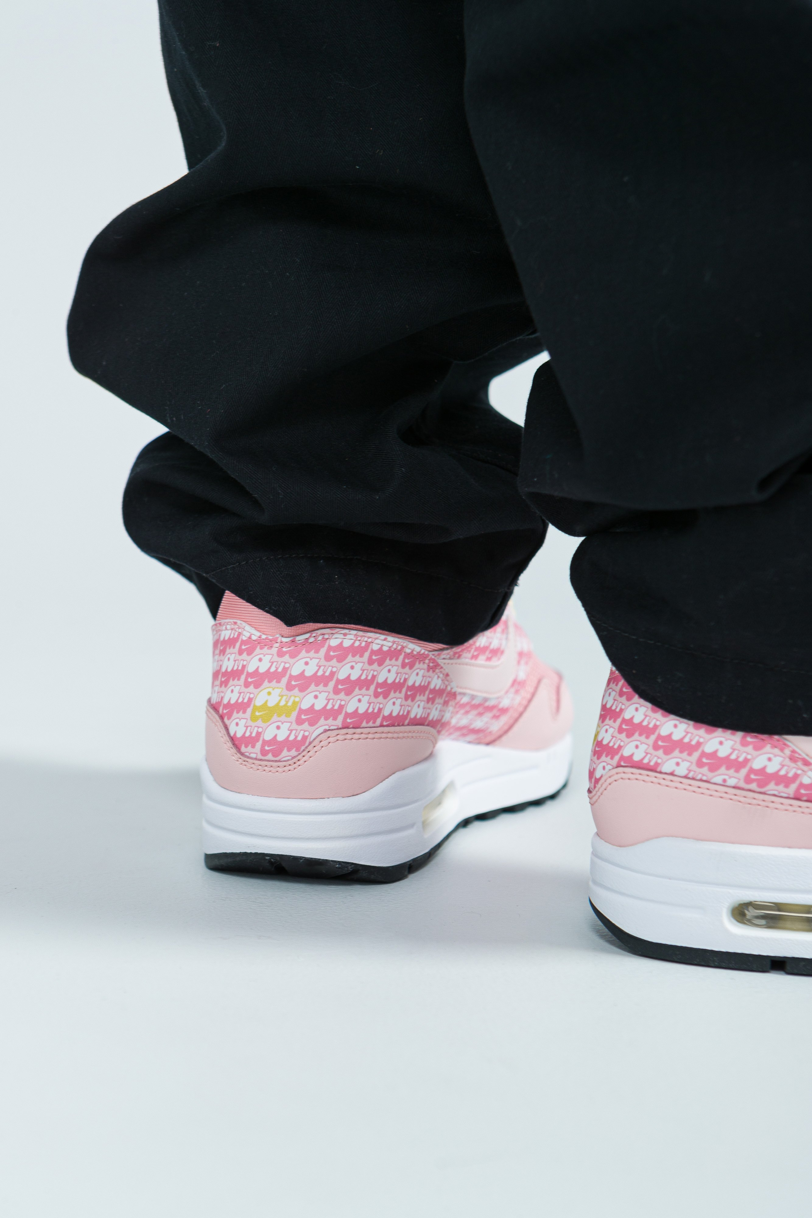 Up There Launches - Nike Air Max 1 'Pink Lemonade'