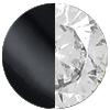 Gold|Black|White Diamondettes Swatch