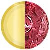 Gold|Ruby|Emerald|White Diamondettes Swatch