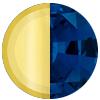 Gold|Sapphire Swatch