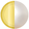 June Gold|Pearl Swatch