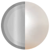 June Silver|Pearl Swatch