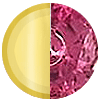 Gold|Ruby Swatch
