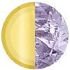 Gold/Black/Rock Crystal Swatch