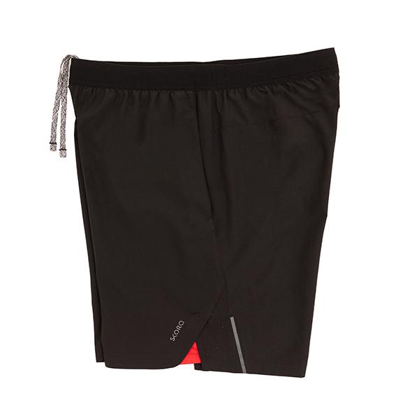 Black/Barbados Red