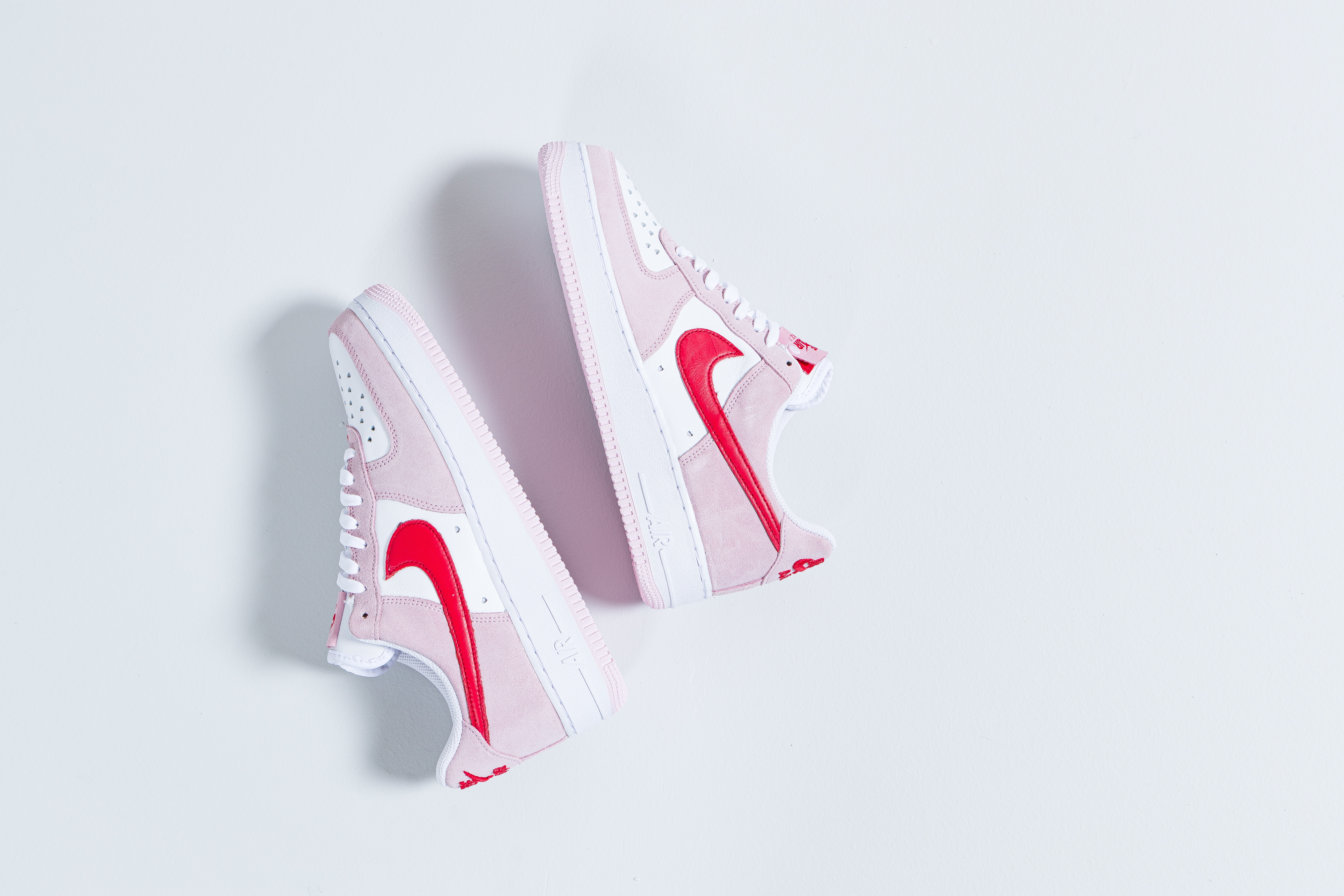Up There Store - Nike Air Force 1 & Air Max 90 'Valentines'