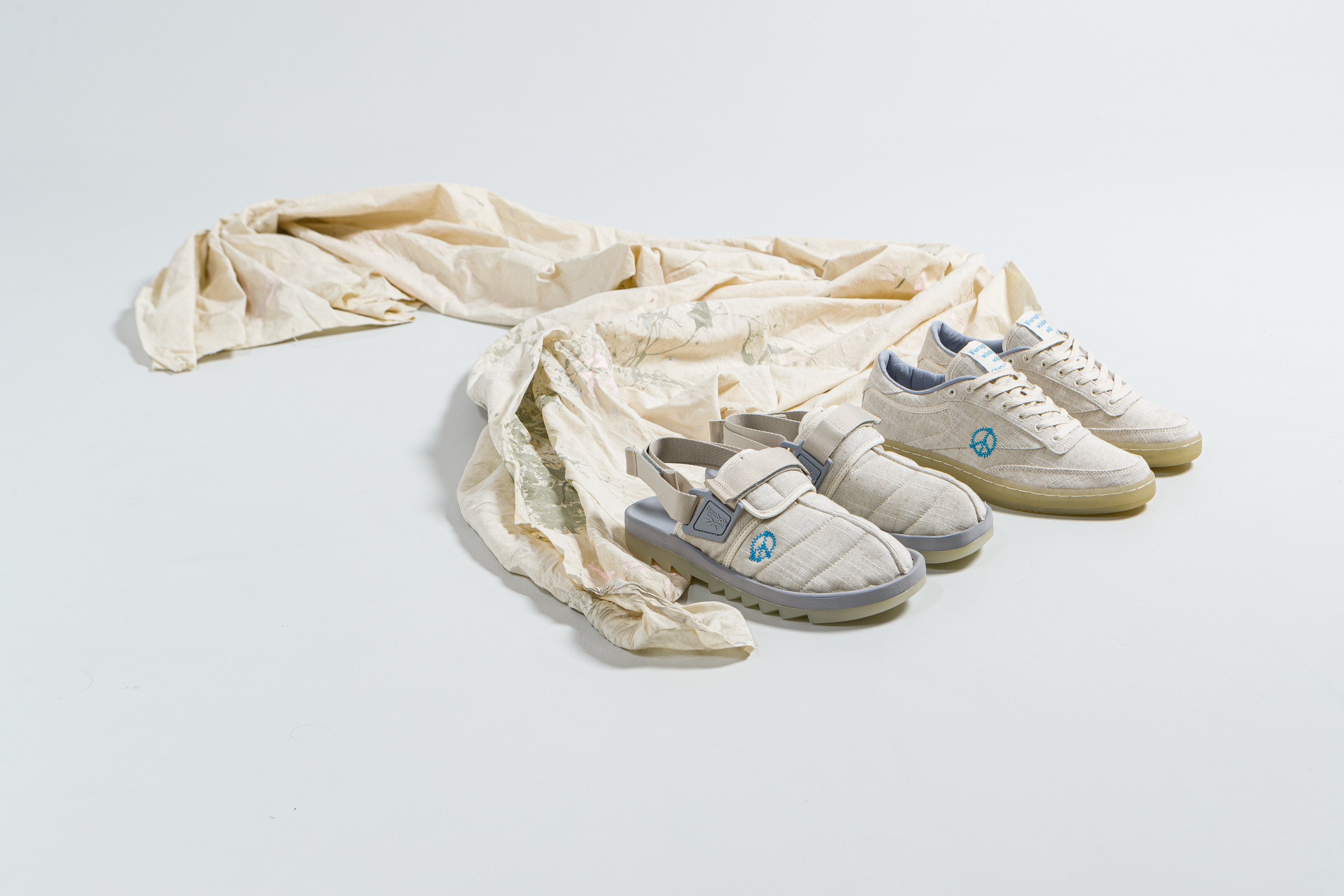 Up There Store - Reebok Classics X Story MFG Beatnik & Club C 85