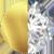 Gold|White Diamondettes Swatch