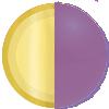 Purple|White Diamonettes Swatch