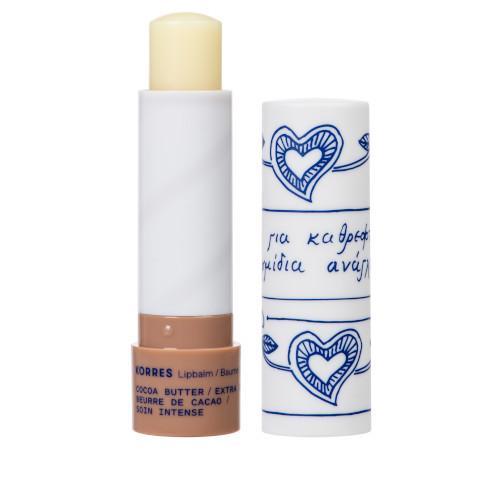 Korres Lippenpflegestift Lip Balm Cocoa Butter Extra Pflege 2