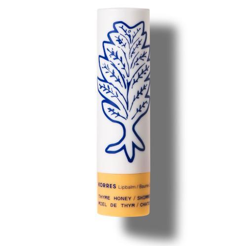 Korres LippenpflegestiftLip Balm Thyme Honey Schimmernd 1