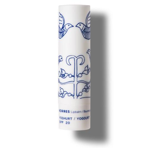 Korres LippenpflegestiftLip Balm Yoghurt SPF20 1