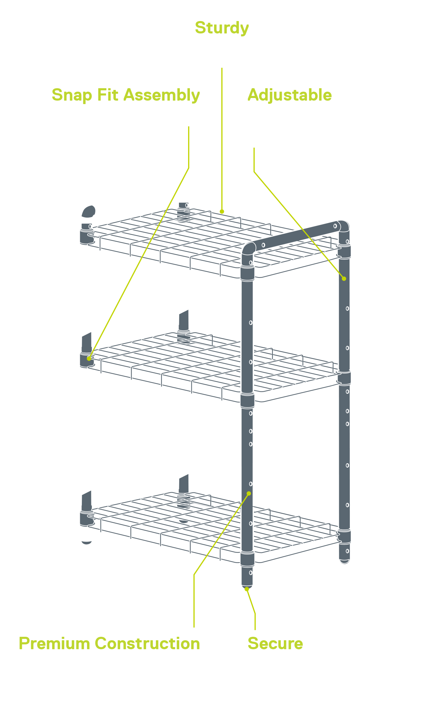 Quick Rack diagram