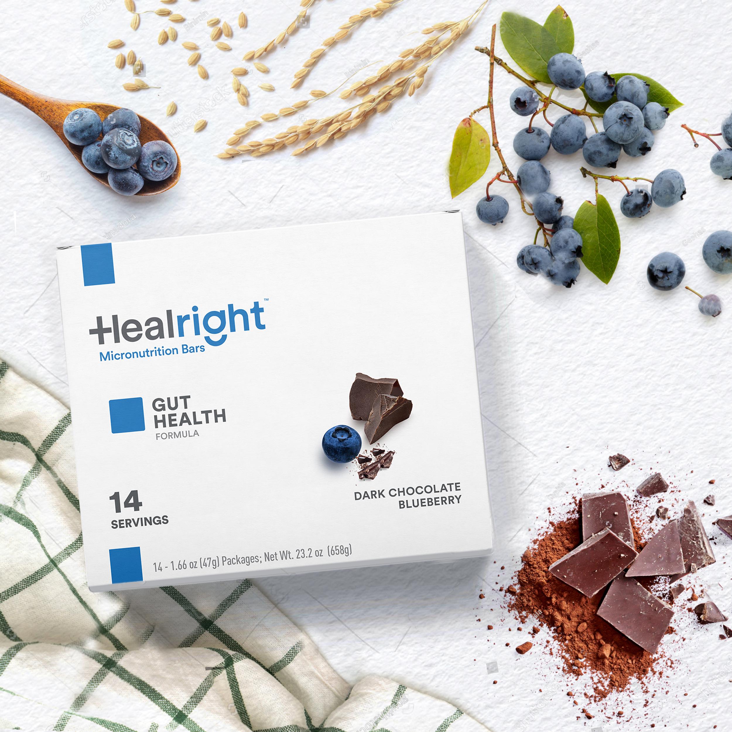 Healright Gut Health Daily with Original flavor