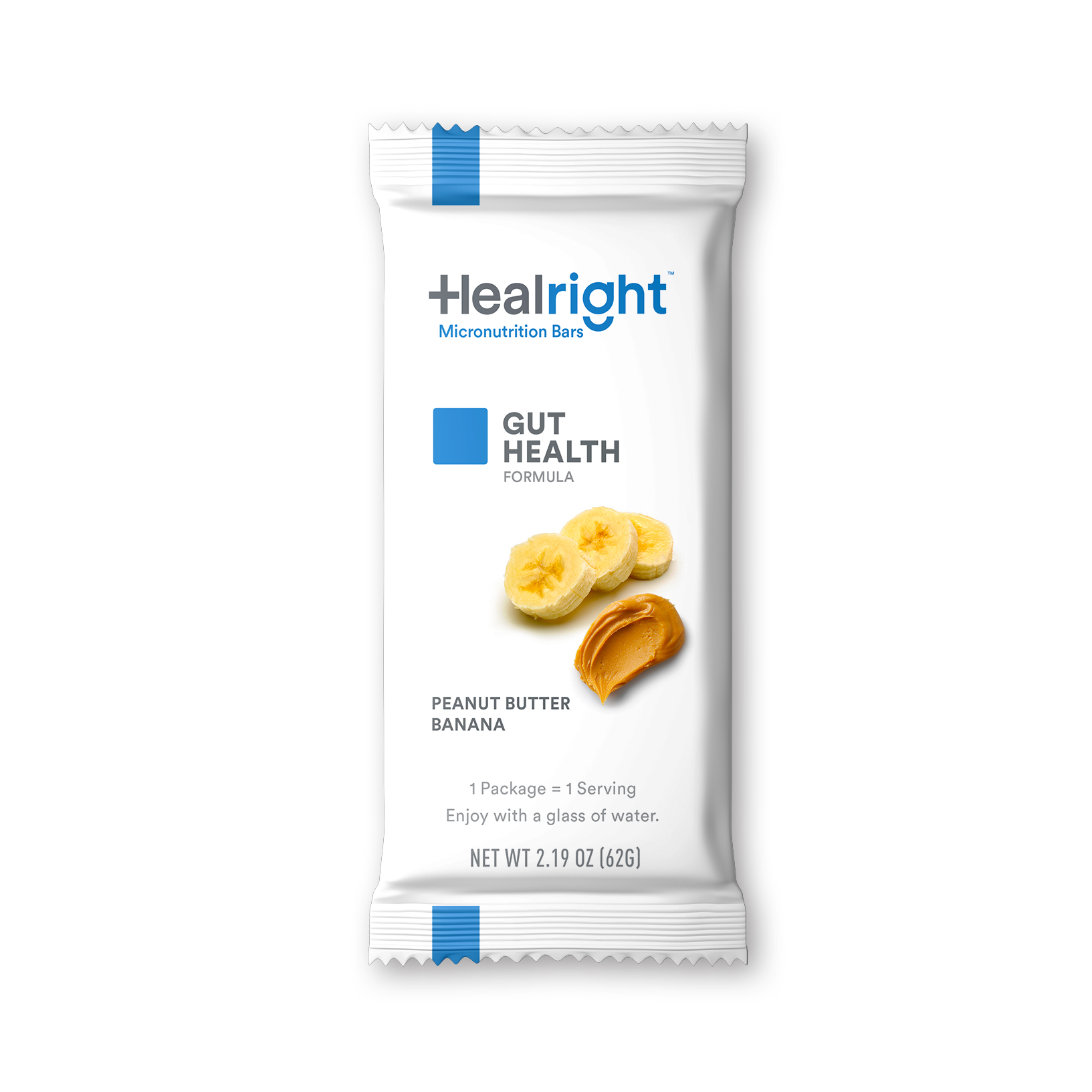 Healright Try with Peanut Butter & Banana flavor