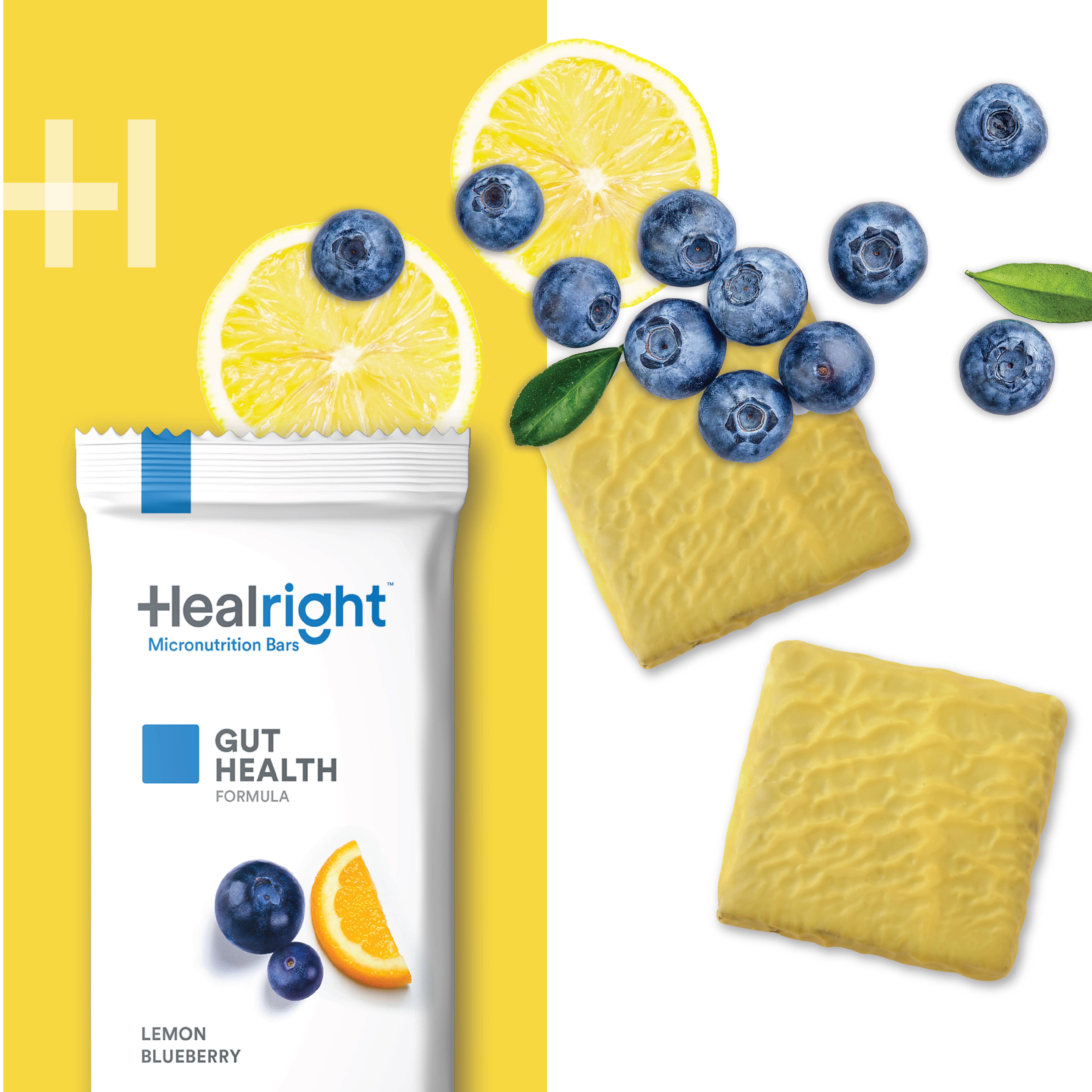 Healright Try with Lemon Blueberry flavor