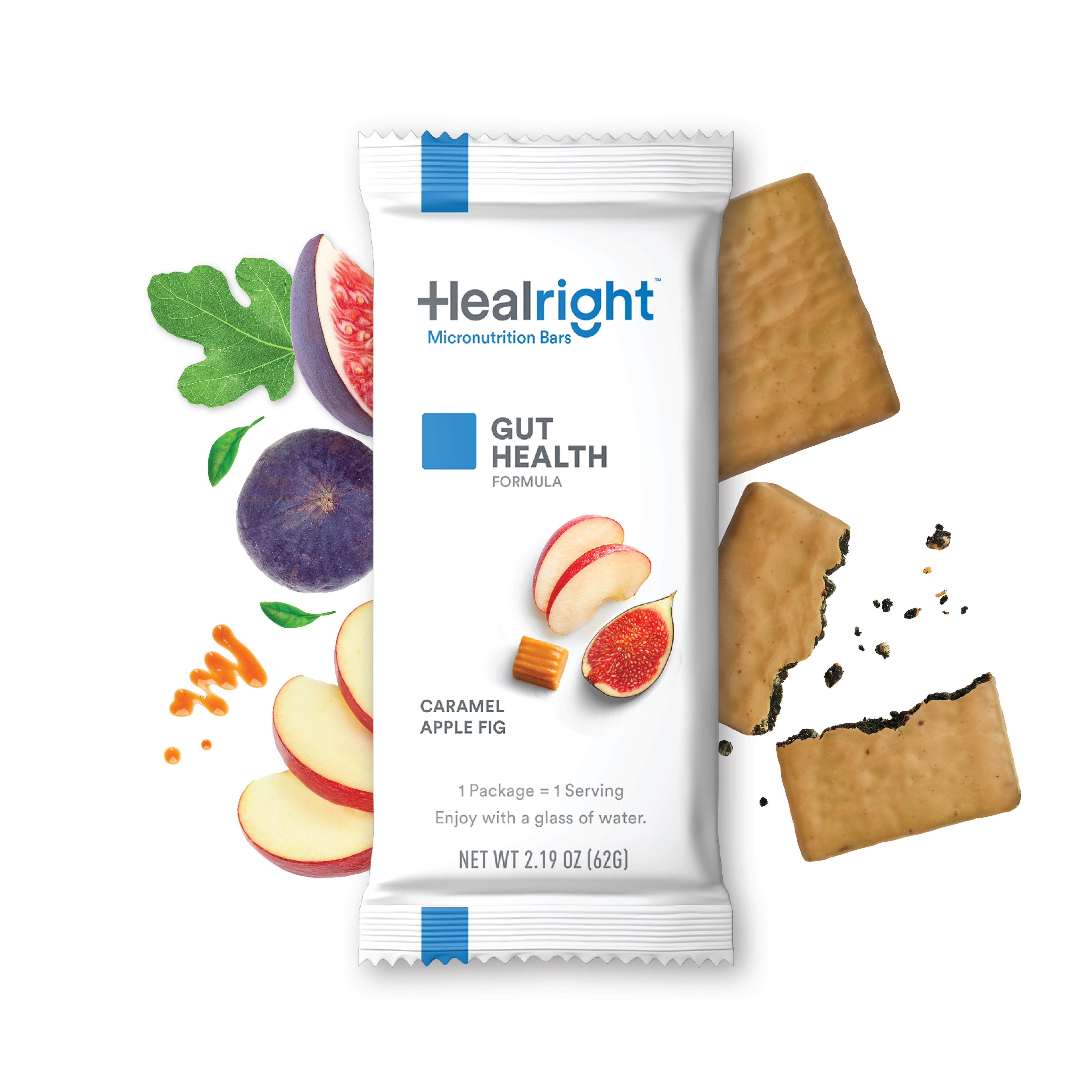 Healright Try with Caramel Apple Fig flavor