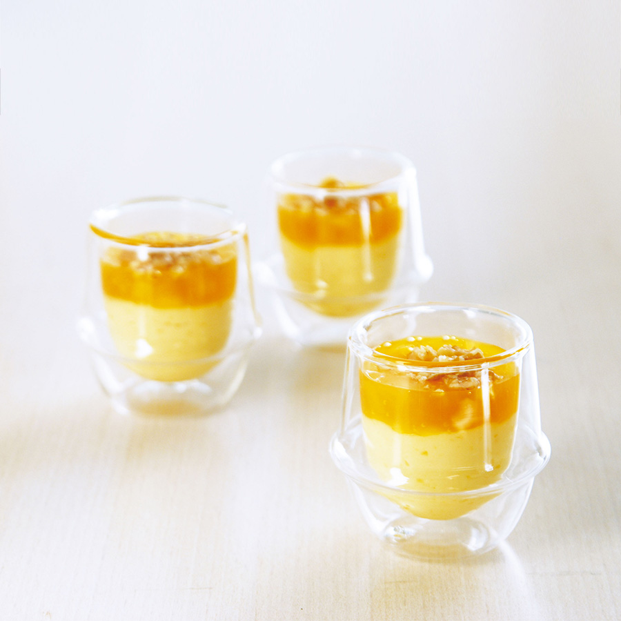 KINTO KRONOS DOUBLE WALL ESPRESSO CUP 80ML CLEAR THUMBNAIL 2