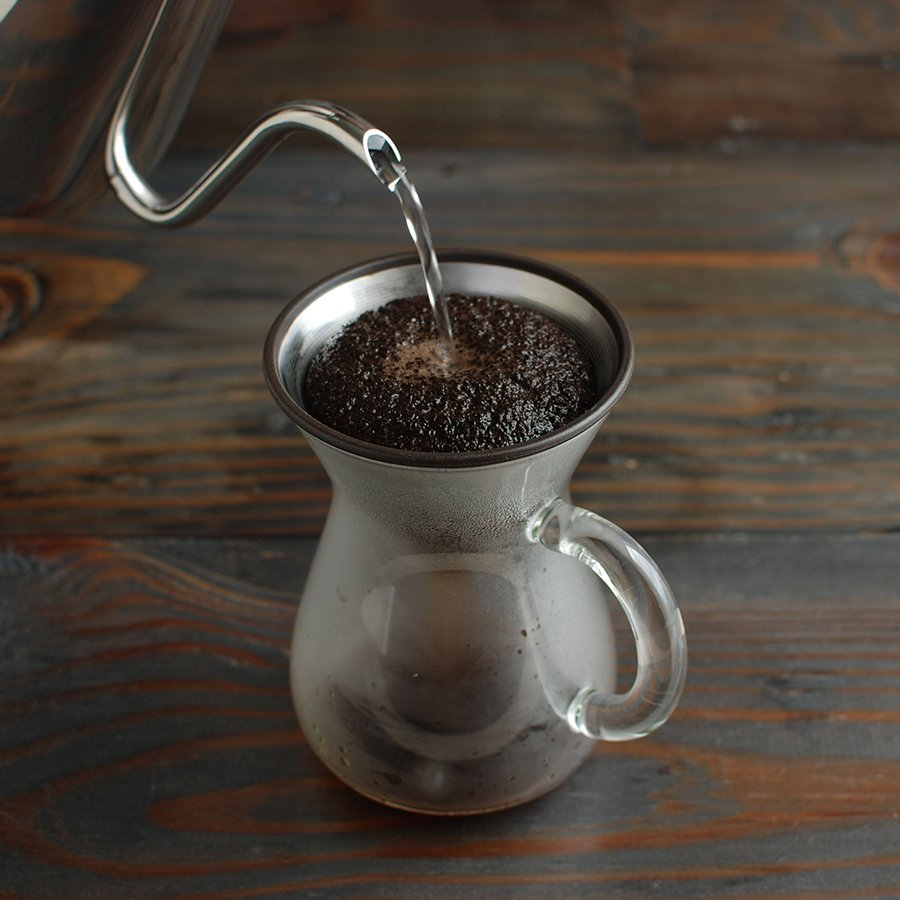 KINTO SCS COFFEE CARAFE 300ML CLEAR THUMBNAIL 1