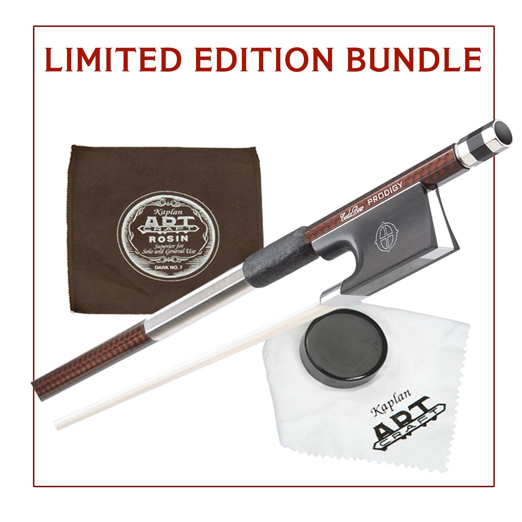 Prodigy Limited Edition Bundle in action