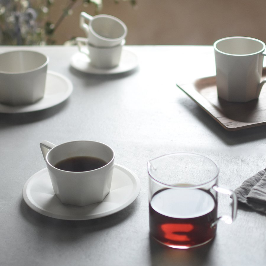KINTO OCT COFFEE JUG 300ML CLEAR THUMBNAIL 1