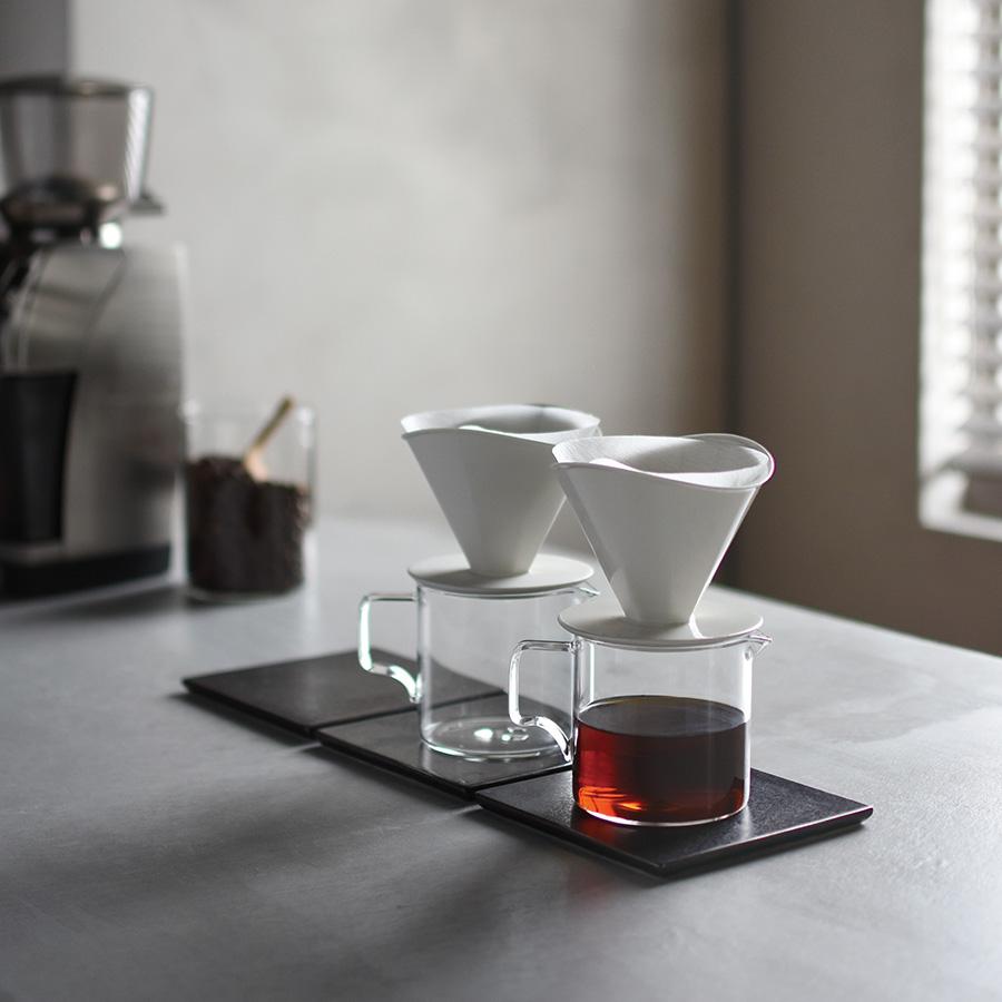 KINTO OCT COFFEE JUG 600ML CLEAR THUMBNAIL 2