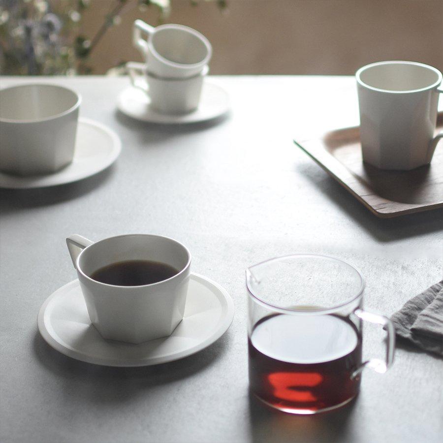 KINTO OCT COFFEE JUG 600ML CLEAR THUMBNAIL 3