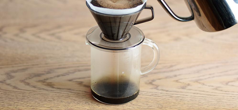 KINTO SCS COFFEE JUG 600ML CLEAR