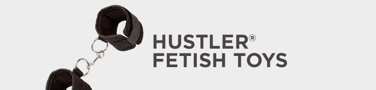 HUSTLER® Fetish BDSM Toys