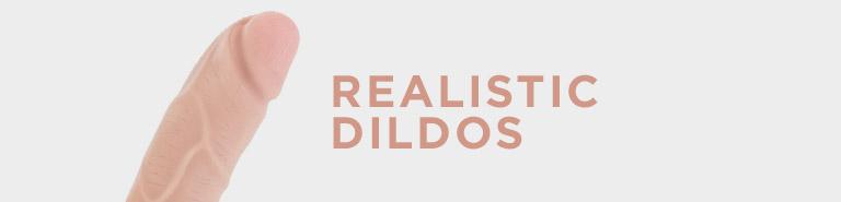Realistic Dildos