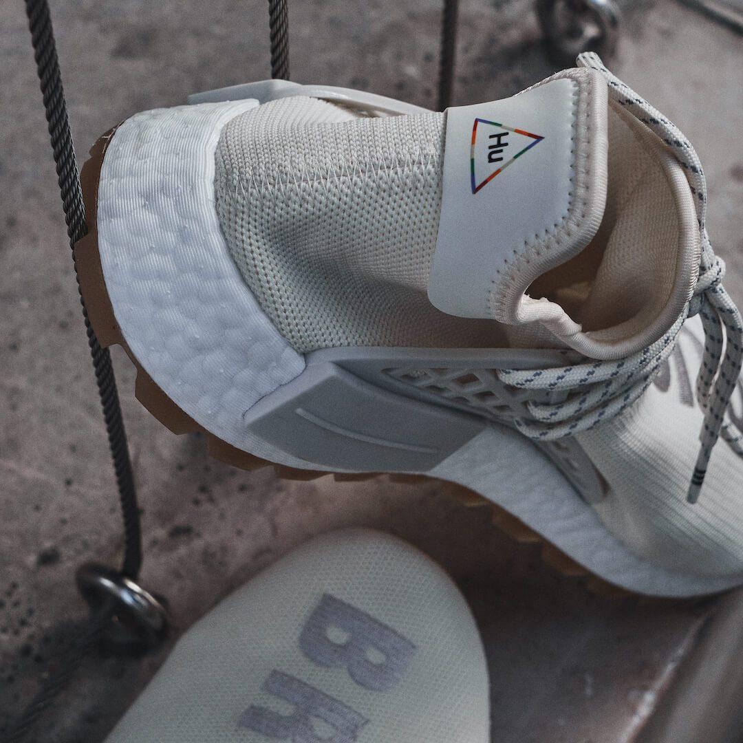 Adidas NMD HU Proud Pack Cream White